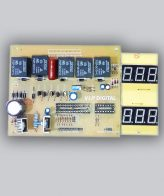 Automatic Voltage Stabilizer Circuit - 4 Relay Analog ...